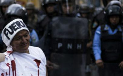 In Honduras zijn 259 alerts verstuurd om bedreigde activisten te beschermen
